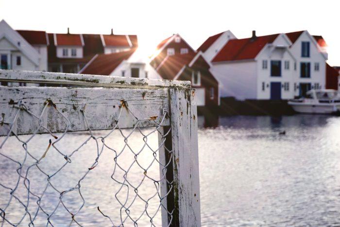 Skudeneshavn, Norwegen
